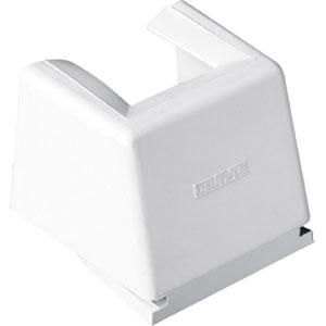 Jung Kanal-Einführung; für Kabelkanal 15 x 15 mm; für wassergeschützte Geräte WG 600, 195