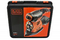 BLACK & DECKER KA280K  Multischleifer 4-in-1 Autoselect