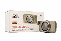 Xblitz Dual Core Dashcam