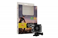 Comelit Action Camera 4K Wi-Fi Ultra HD Waterproof Helmkamera Camcorder Actioncam
