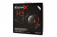 CREATIVE LABS Creative SoundBlaster X H3 Gaming Headset