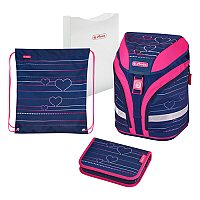 Herlitz Motion Plus Heartbeat, Schulranzen