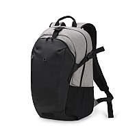 Dicota Backpack GO     13-15,6 light grey