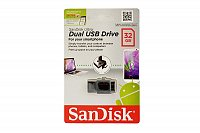 Sandisk Ultra Dual 32GB USB Drive Stick