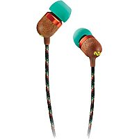 House of Marley MARLEY Kopfhörer Smile Jamaica RASTA In-Ear    Mic + 1 Taste