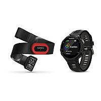 Garmin Forerunner 735XT, Europe, Black/Gray Run Bundle