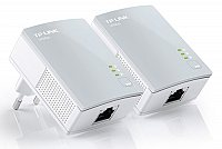 TP-Link TL-PA4010KIT AV600 Powerline 2er KIT