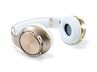 Conceptronic Wireless Bluetooth Headset Speaker gold