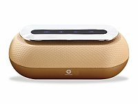Conceptronic DUNKAN Wireless Bluetooth Speaker, gold