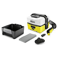 Kärcher Mobile Outdoor Cleaner OC 3 Pet Box, Niederdruckreiniger