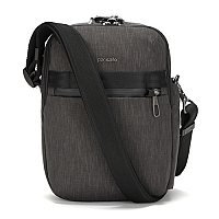 Pacsafe Metrosafe X vertical crossbody carbon