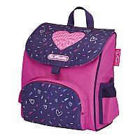 Herlitz Mini Softbag Tropical Heart, Schulranzen