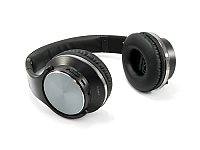 Conceptronic Wireless Bluetooth Headset Speaker Schwarz