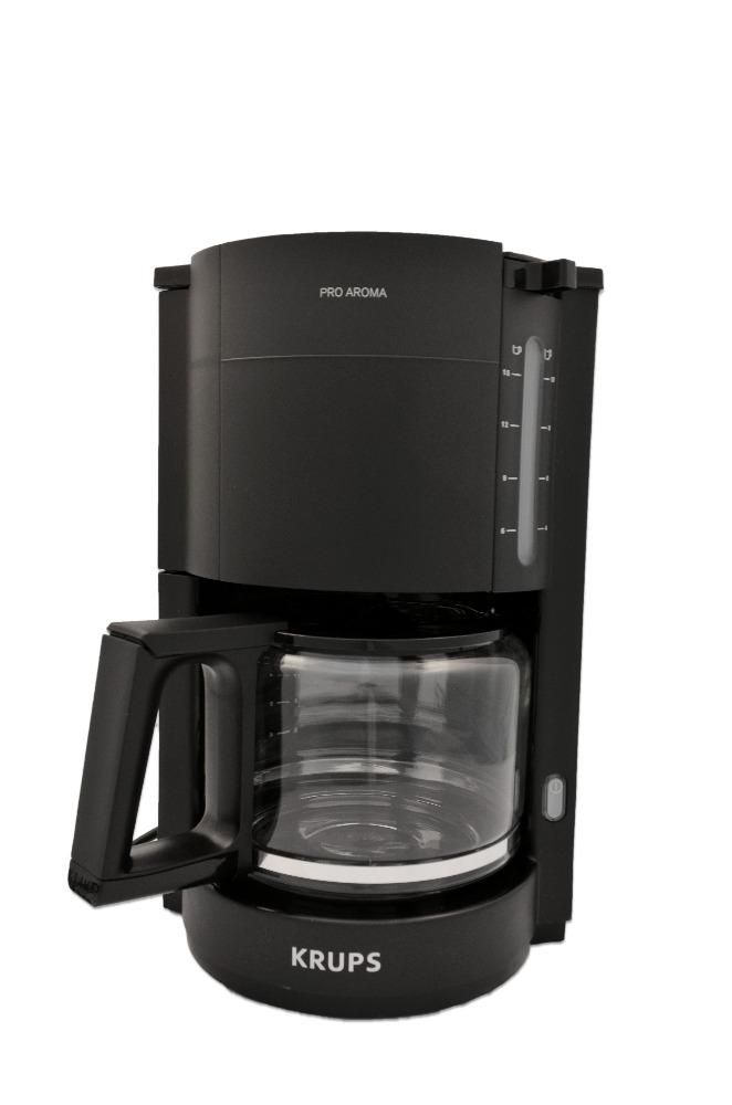 krups kaffeemaschine f30908  f3094c proaroma schwarz  ~ Kaffeemaschine Heißbrühsystem
