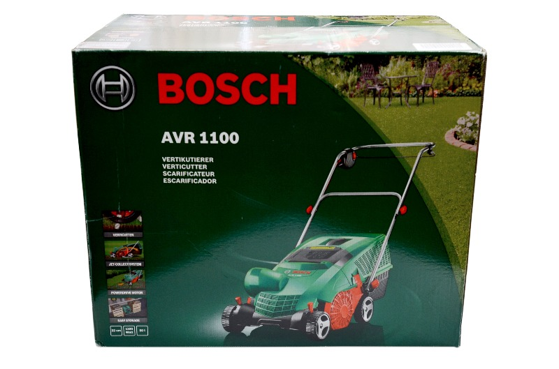 bosch avr1100 vertikutierer 060088a100 ebay. Black Bedroom Furniture Sets. Home Design Ideas
