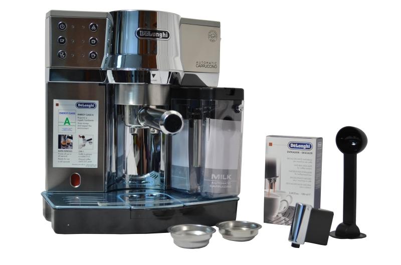 delonghi ec850 m espressomaschine siebtr ger ec 850 m. Black Bedroom Furniture Sets. Home Design Ideas