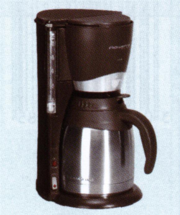 rowenta kaffeemaschine brunch ct 278 sch inox ct 278 ebay. Black Bedroom Furniture Sets. Home Design Ideas