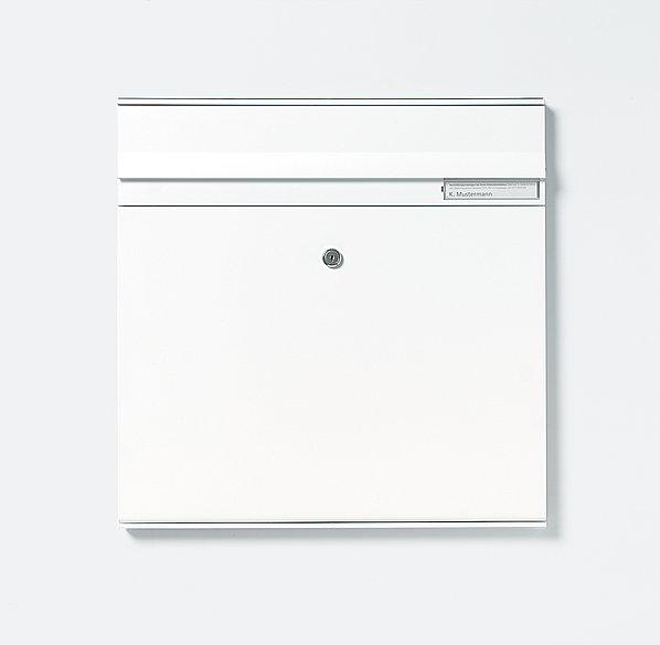 siedle briefkasten modul mit einwurfklappe 117493 ebay. Black Bedroom Furniture Sets. Home Design Ideas