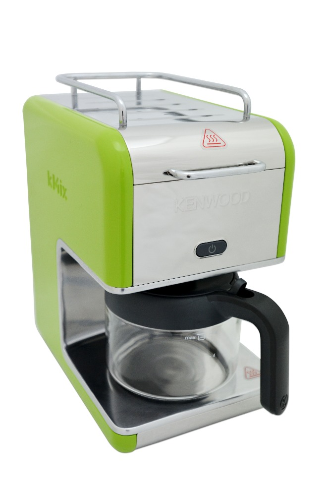 kenwood cm030gr kaffeemaschine popart 1200w ebay. Black Bedroom Furniture Sets. Home Design Ideas