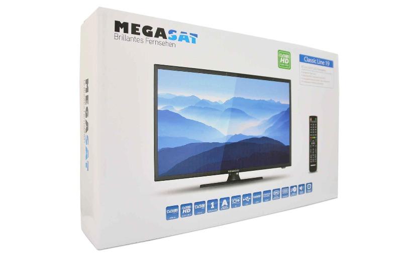 Megasat Classic Line 19