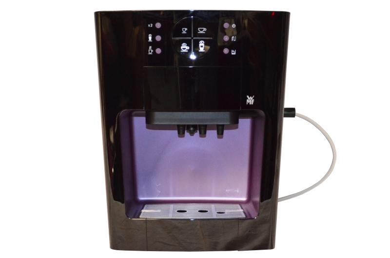 wmf 10 kaffeepadmaschine black purple schwarz violett wmf 0400100002. Black Bedroom Furniture Sets. Home Design Ideas