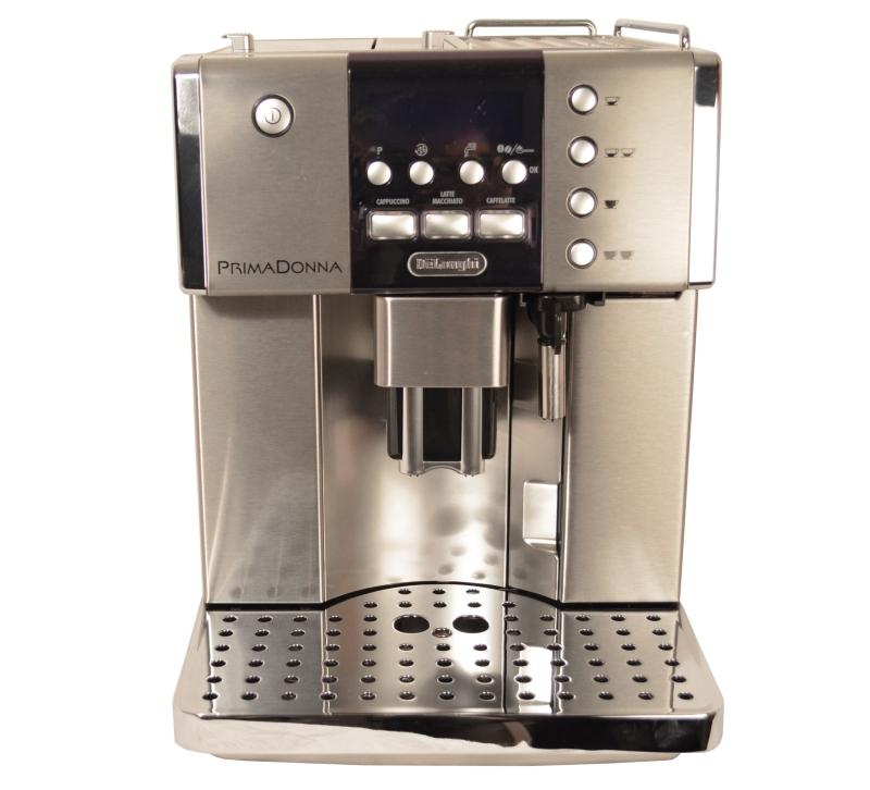 delonghi prima donna esam 6600 kaffeevollautomat esam6600. Black Bedroom Furniture Sets. Home Design Ideas