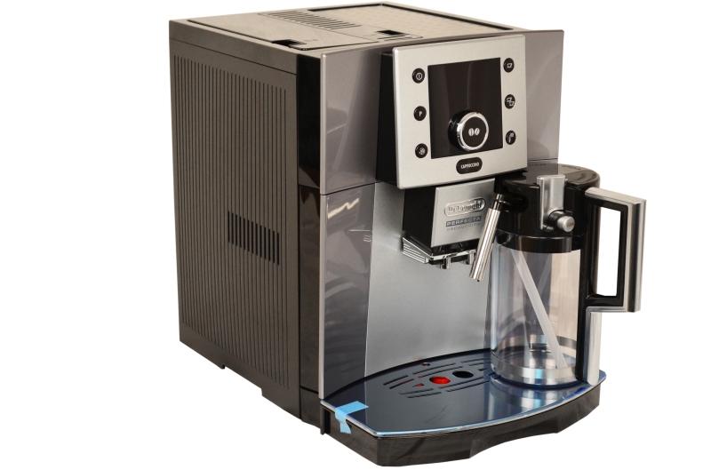delonghi esam 5500 m espressovollautomat silber graumetallic esam 5500 esam 550. Black Bedroom Furniture Sets. Home Design Ideas
