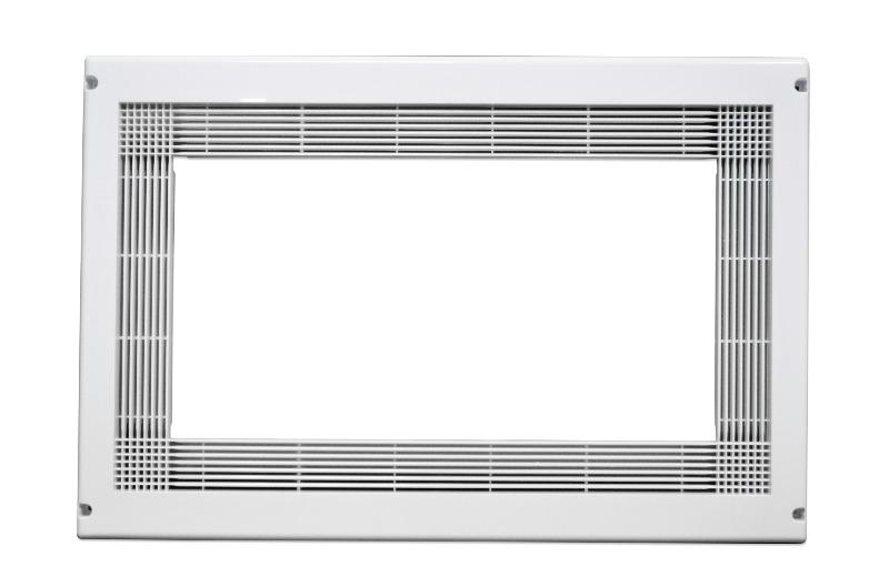 aeg electrolux emwframew einbaurahmen rahmensatz f r mikrowellen ger te we ebay. Black Bedroom Furniture Sets. Home Design Ideas