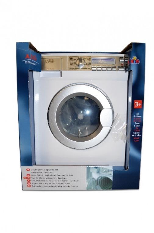 aeg electrolux by theo klein ety04 spielzeug waschmaschine 9001671 34 7 9 ebay. Black Bedroom Furniture Sets. Home Design Ideas