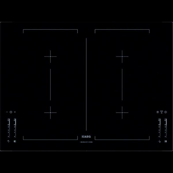 aeg hk764403ib kochfeld autark induktion integrierbar hk 764403 i bautarkes indu ebay. Black Bedroom Furniture Sets. Home Design Ideas