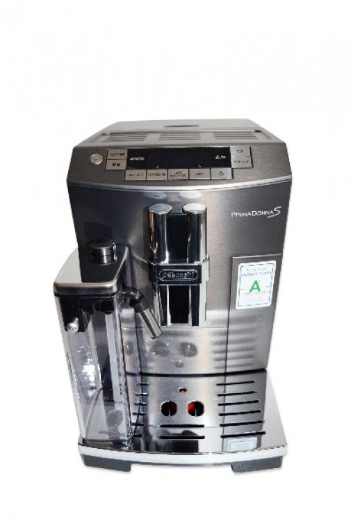 delonghi ecam primadonna s grau ecam gyb kaffeevollautomat ebay. Black Bedroom Furniture Sets. Home Design Ideas