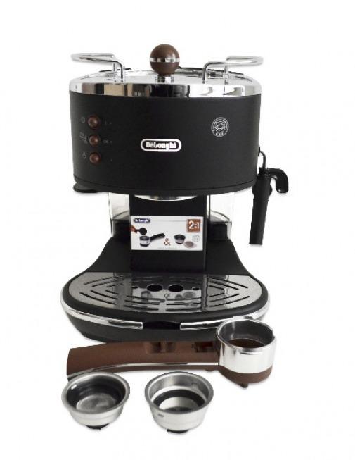 delonghi icona vintage ecov310 bk siebtr ger espressomaschine eur 146 95 picclick fr. Black Bedroom Furniture Sets. Home Design Ideas
