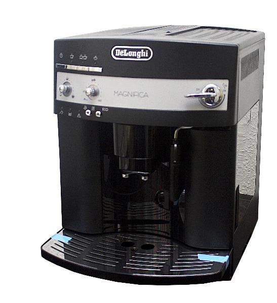 delonghi kaffeevollautomat magnifica esam 3000 b esam3000b. Black Bedroom Furniture Sets. Home Design Ideas