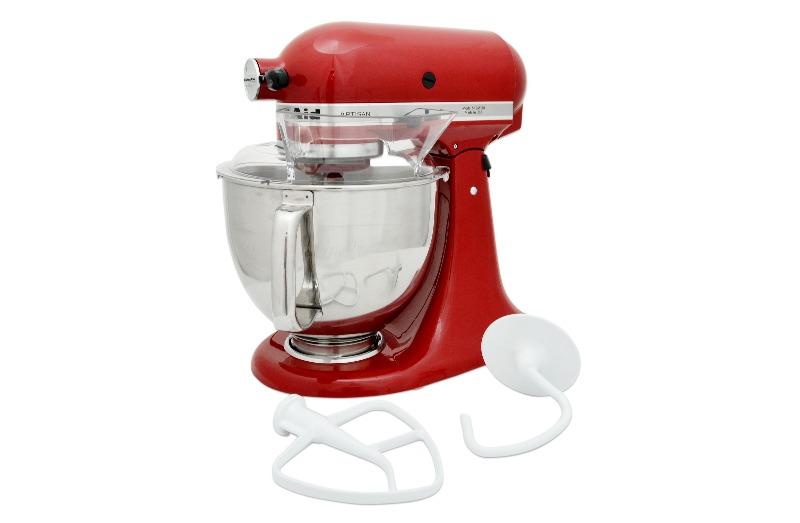 Kitchenaid Küchenmaschine Artisan Rot 5ksm150pseer ~ Die Besten ...