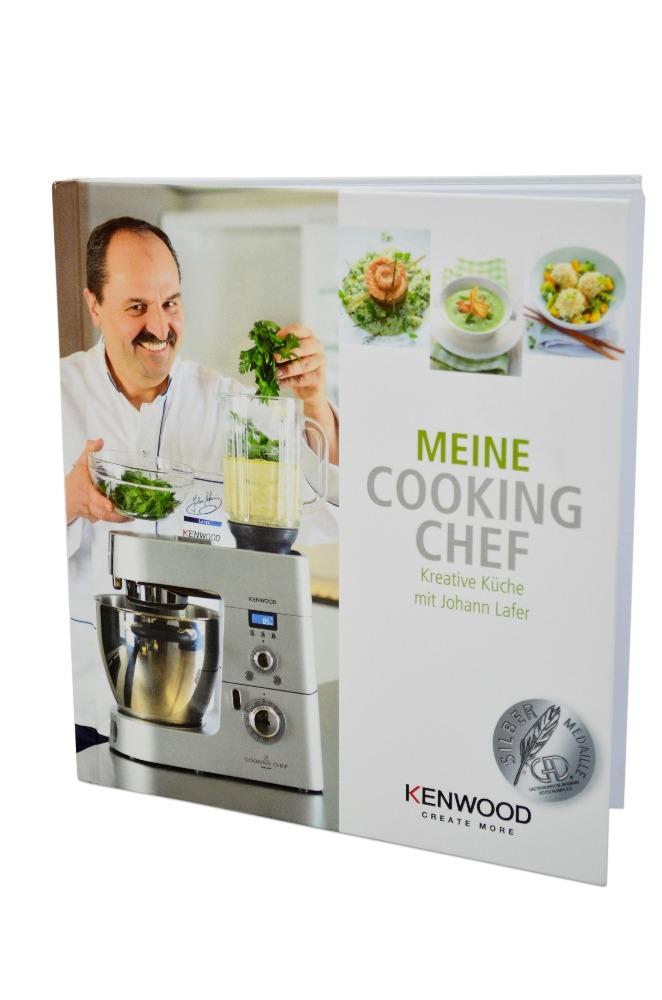 kenwood libro di cucina johann lafer mia cooking chef 70. Black Bedroom Furniture Sets. Home Design Ideas