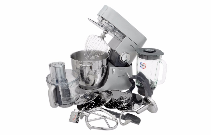 Kenwood KMM020 Robot da cucina Major Titanium argento promo-packet ...