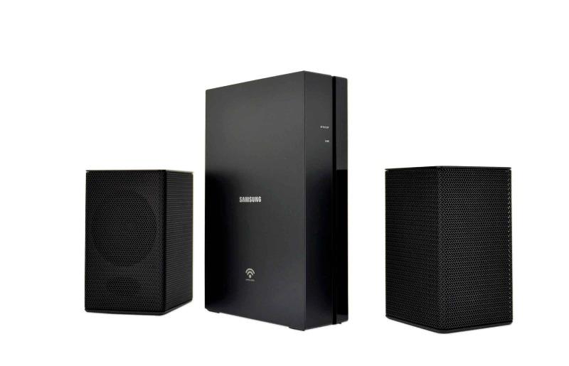 samsung swa 8500s en wireless rear kit altoparlanti. Black Bedroom Furniture Sets. Home Design Ideas